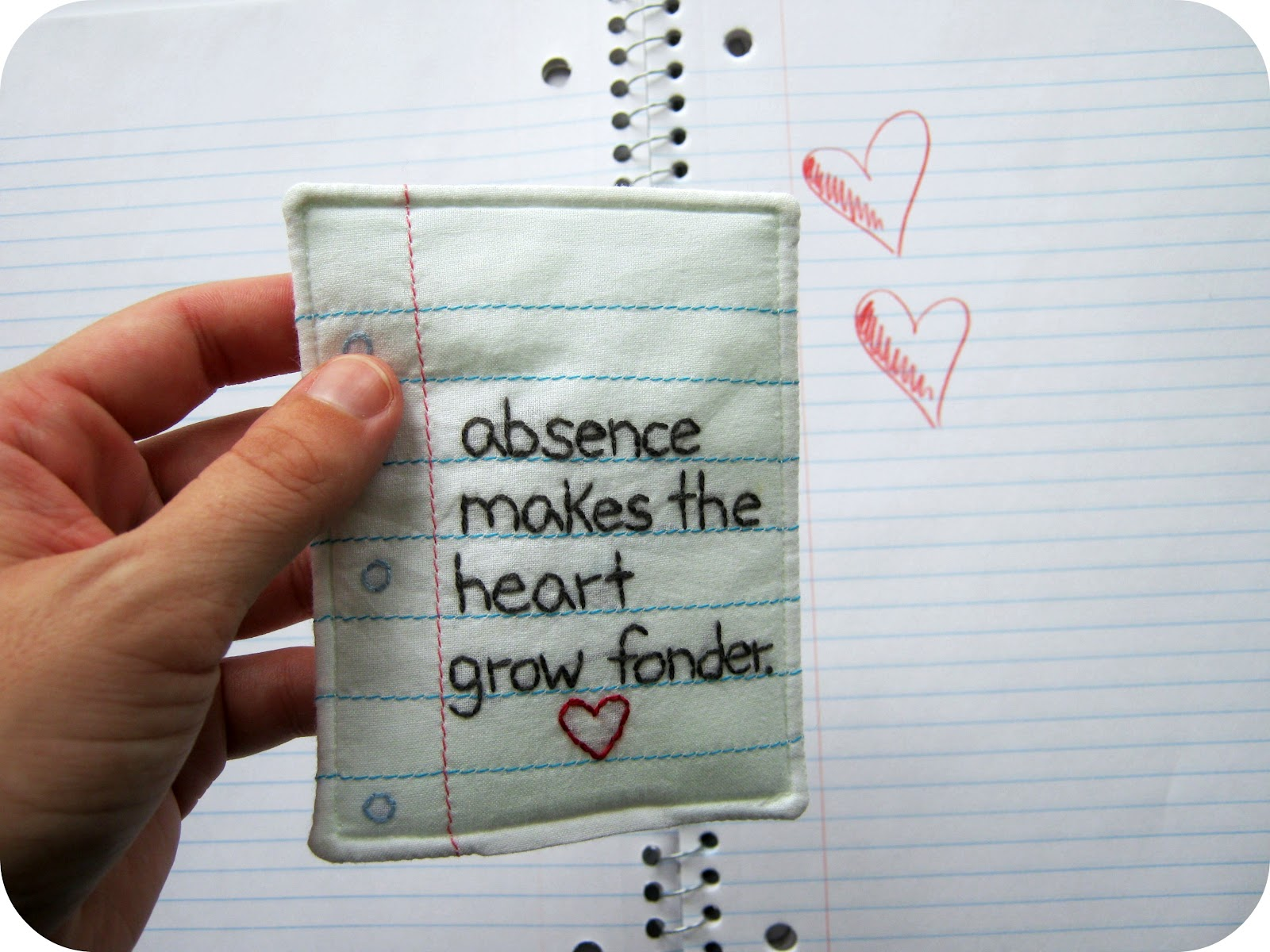 absence makes the heart grow fonder essay